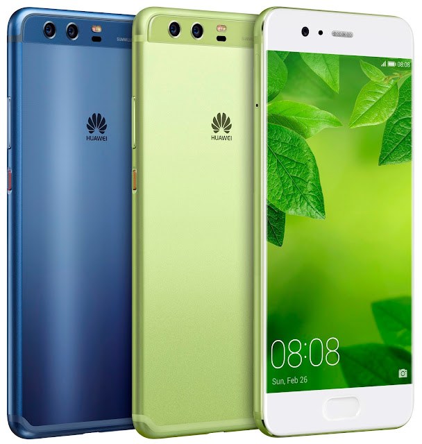 Meet the @HuaweiMobile P10 - A Stunning Combination of Technology and Art #MWC2017