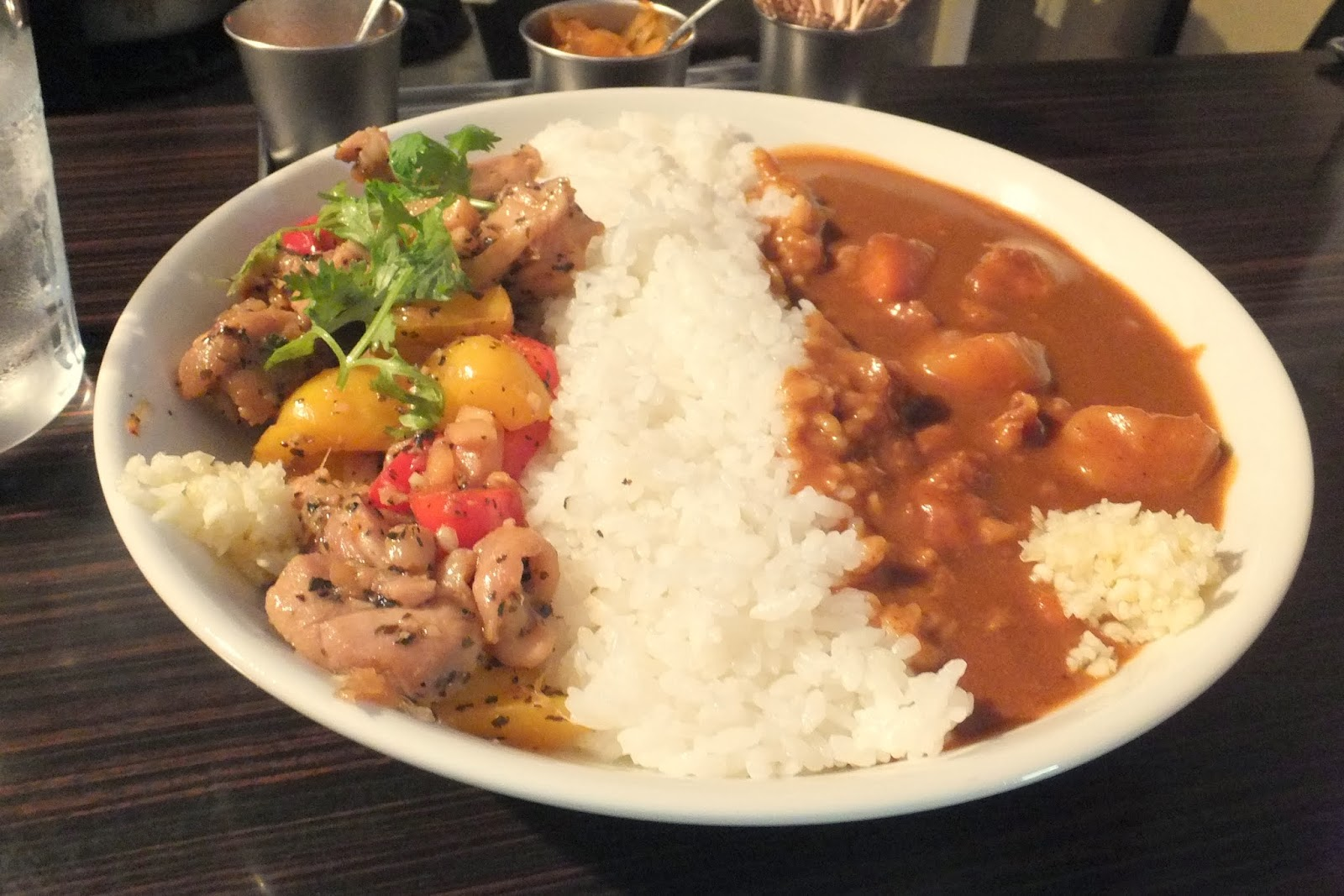 analog-curry-rice 上石神井analogのカレーライス
