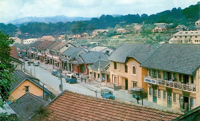 Dáng hình Đà Lạt xưa khi đường phố còn thưa bóng khách du lịch