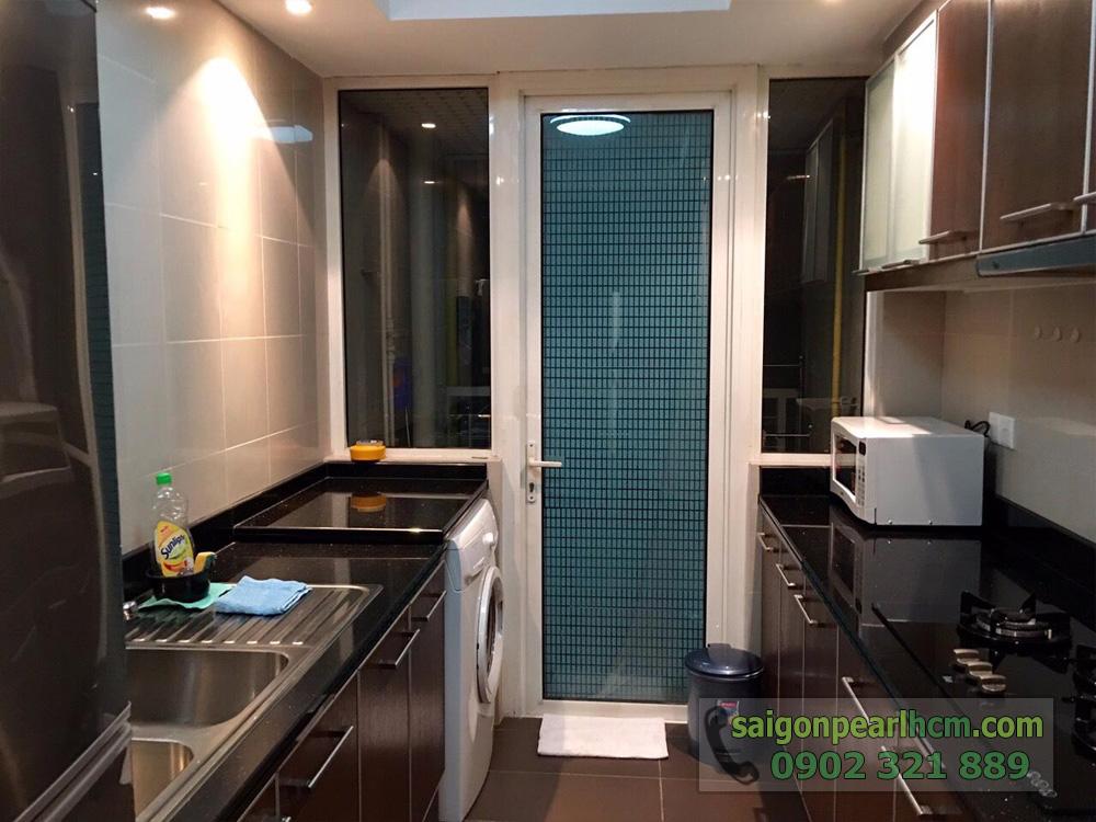 căn hộ cho thuê Saigon Pearl Ruby 2 tầng cao giá thuê cực tốt - hình 3