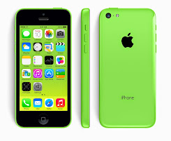 "APPLE I PHONE 5C ""NGN35,000"