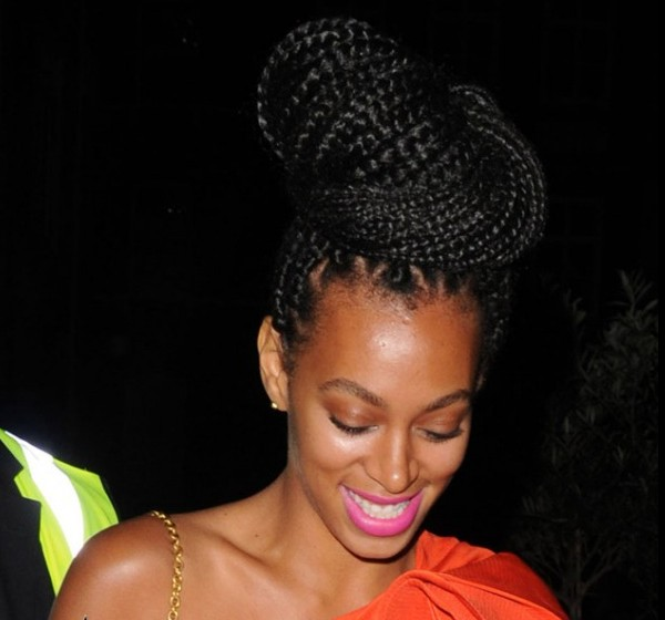 Remarkable Hair Solanges Box Braids Style Guide Short Hairstyles Gunalazisus