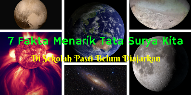 artikel tentang tata surya