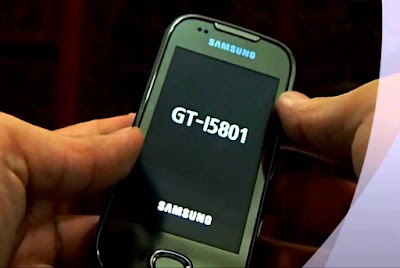 Cara Flash Samsung Galaxy GT-I5801 (Bahasa Indonesia)