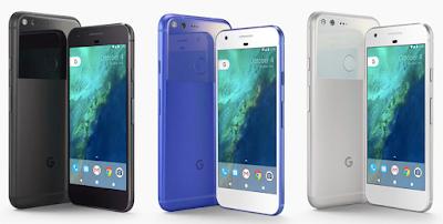 Spesifikasi dan Harga HP Android Google Pixel