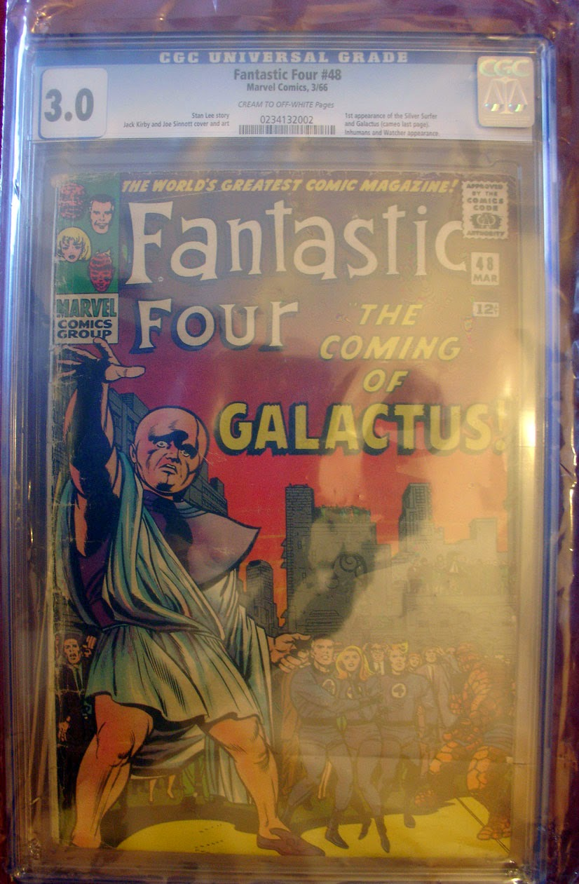 http://www.totalcomicmayhem.com/2014/07/fantastic-four-48-cgc-30.html