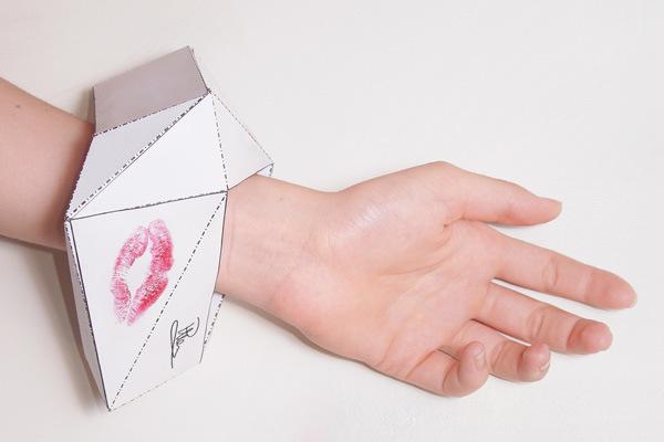 pulseras, brazaletes, origami, papel, Oly,pulseras, brazaletes, origami, papel, Oly, Gonçalo Campos, bisutería