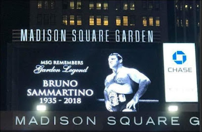 MSG Bruno Sammartino Tribute