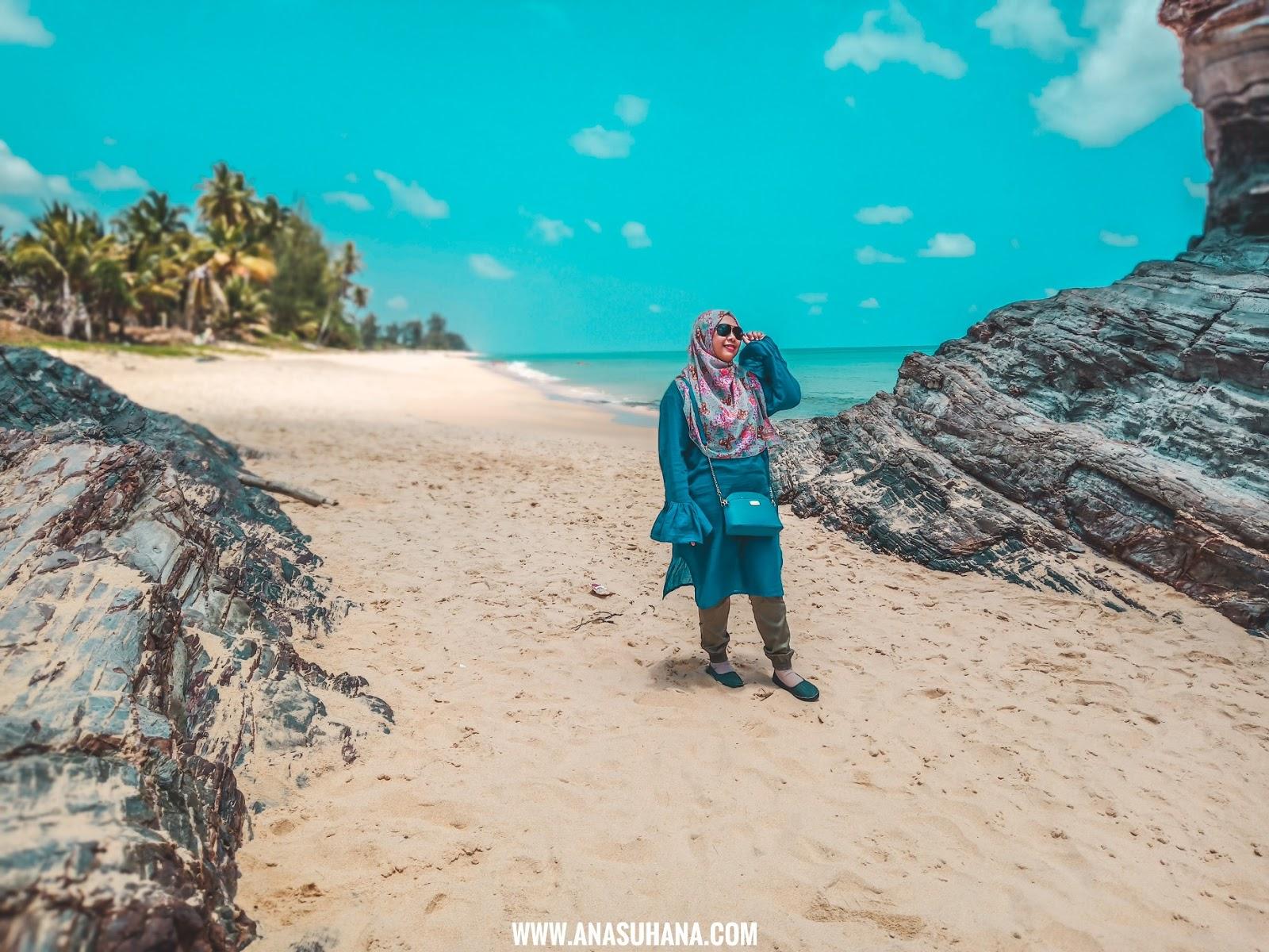 Pantai Rantau Abang Terengganu
