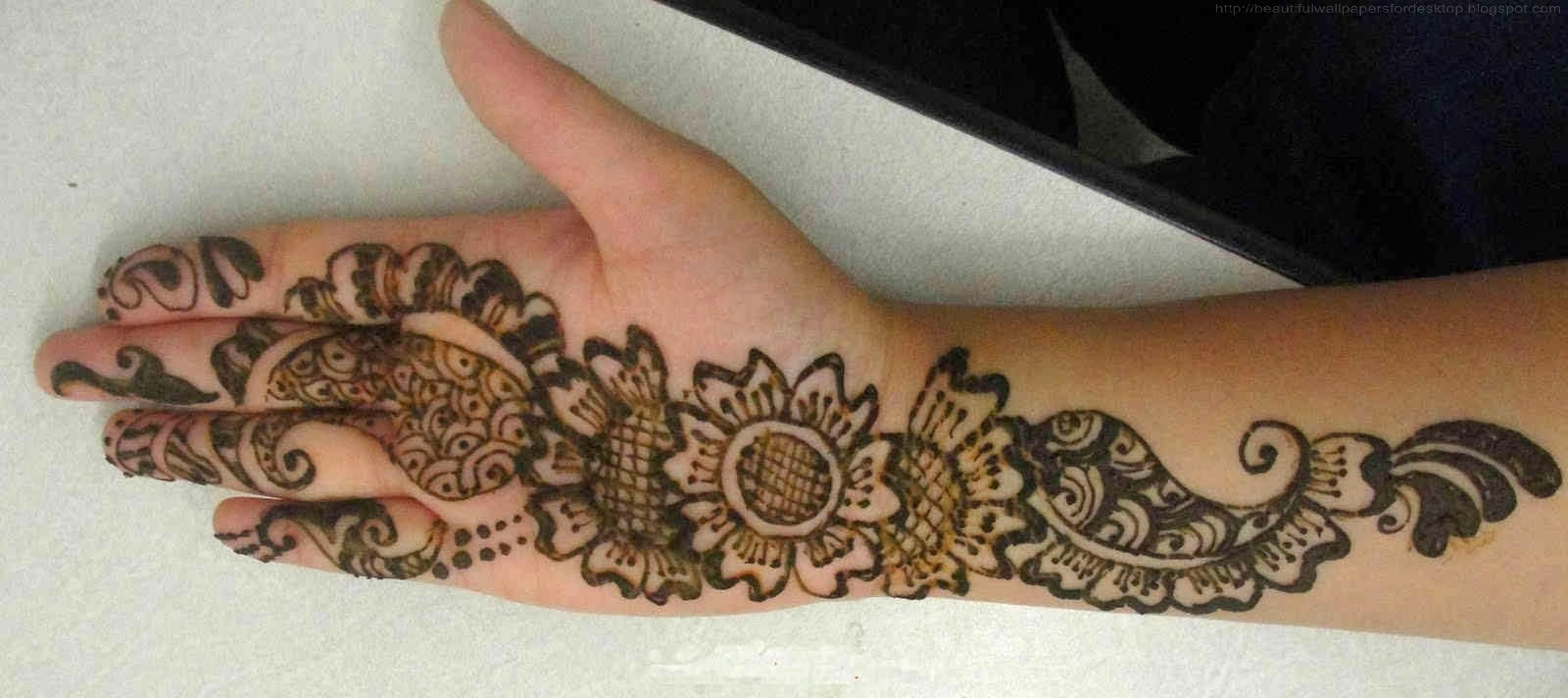 29 Creative Henna Designs Wallpaper | makedes.com