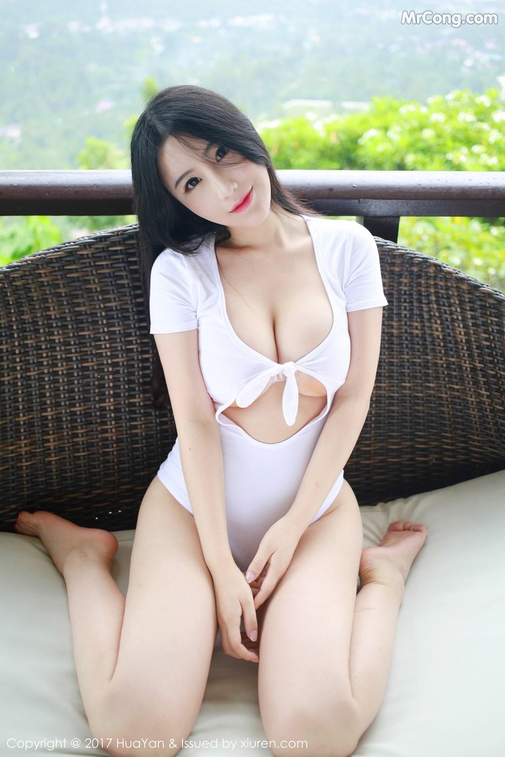 Image HuaYan-Vol.051-Sindy-Xie-Zhixin-MrCong.com-009 in post HuaYan Vol.051: Người mẫu Sindy (谢芷馨) (51 ảnh)