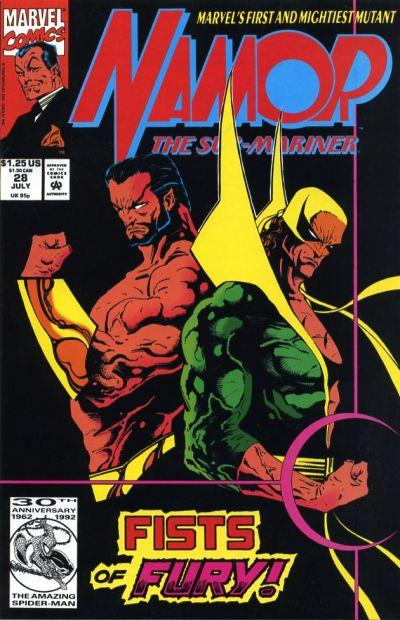 Namor the Sub-Mariner Vol.1 Nº 28