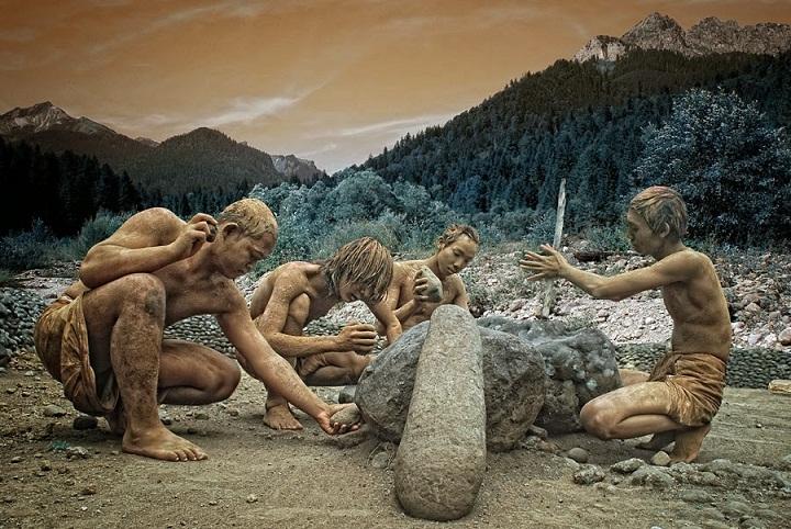 Zaman Batu, Saat Manusia Menjalani Kehidupan yang Primitif
