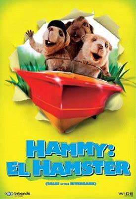 Hammy El Hamster – DVDRIP LATINO