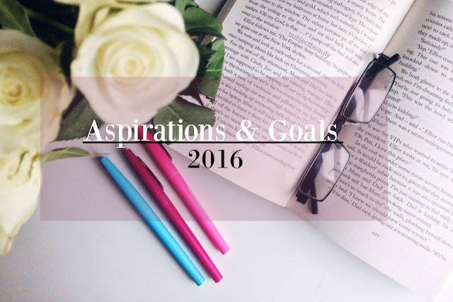 Aspiration and Goals 2016