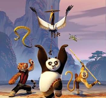 Nothing is Eternal...: Kung Fu Panda 2