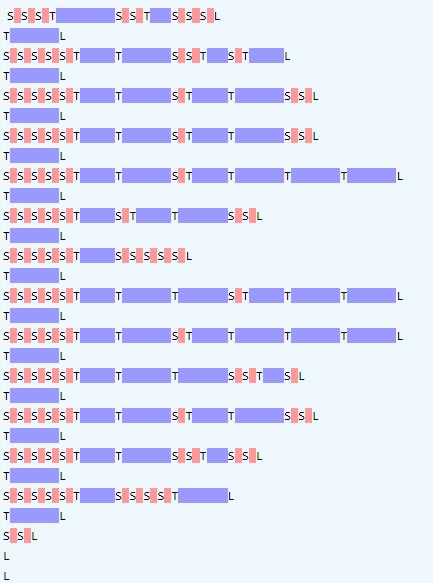 Whitespace code