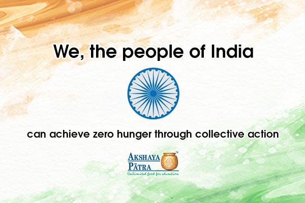 Achieve Zero Hunger