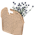 HotBuys - Straw Handbag - Released