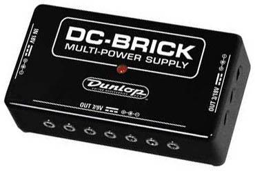 Kurnia Musik Semarang Jim Dunlop Dcb10 Dc Brick Multi