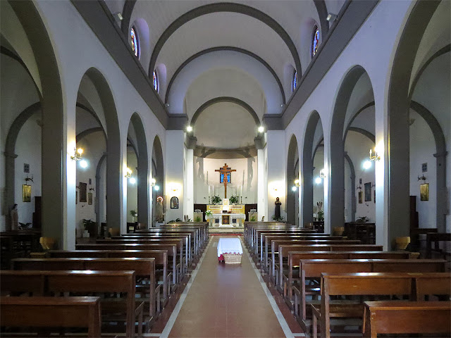 Church of the Most Holy Trinity, Borgo dei Cappuccini, Livorno