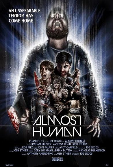 Almost Human – BRRip AVI e RMVB Legendado