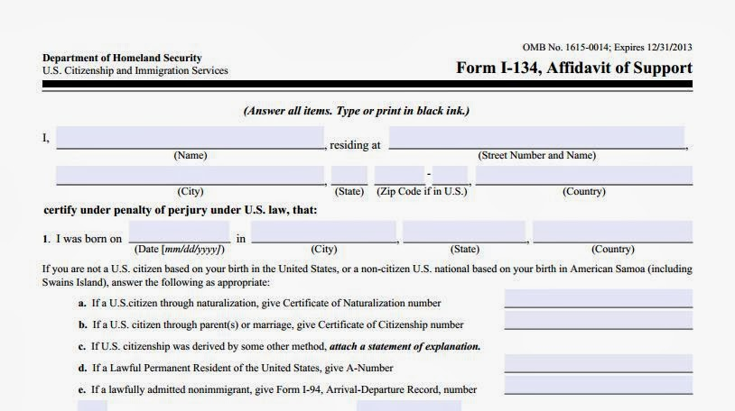 Part 3 How To Apply For A K 1 Fiancee Visa Of A Us Citizen