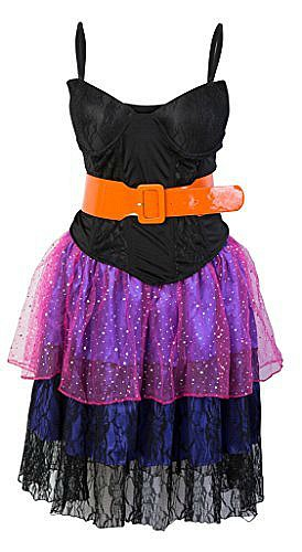 Cyndi Lauper 80s Costume for Women