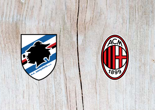 Sampdoria vs AC Milan Full Match & Highlights 30 March 2019