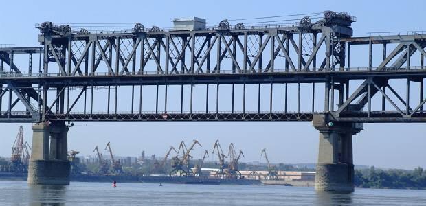 Fotografii cu Podul Prieteniei Giurgiu-Ruse