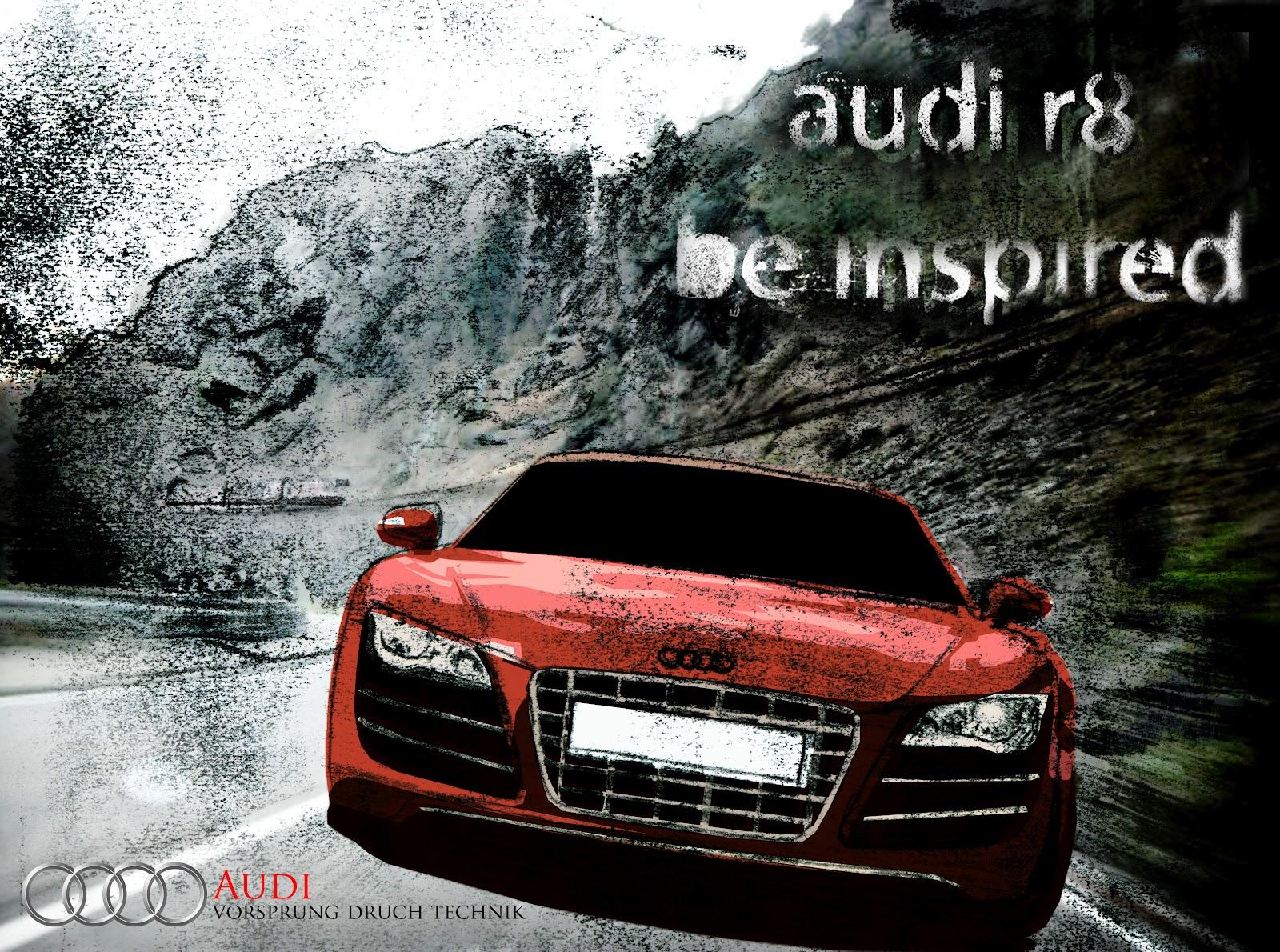 Matt Drewry: Audi R8