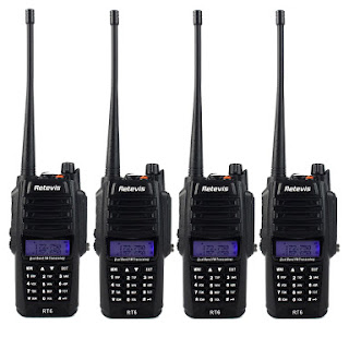 Product Review :Top 5 Best  Handheld Ham  Radio
