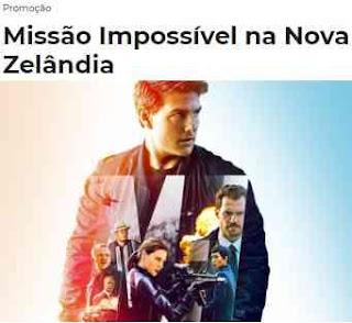 Cadastrar Promoção Mix Fm 2018 Missão Impossível Nova Zelândia