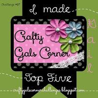 http://craftygalscornerchallenges.blogspot.com/2015/09/challenge-38-sparkle-glitter.html