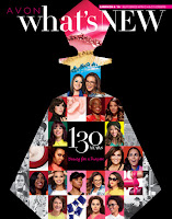 What's New Avon Campaign 6 Demo Book 2016
