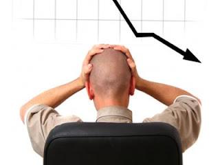 fracaso en los negocios