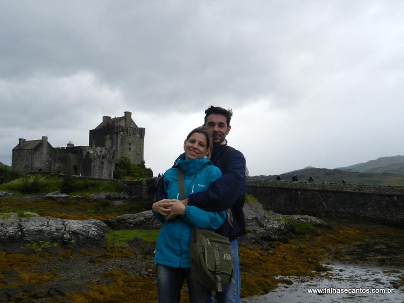 Eilean Donan Escócia