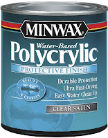 water based polycrylic paint