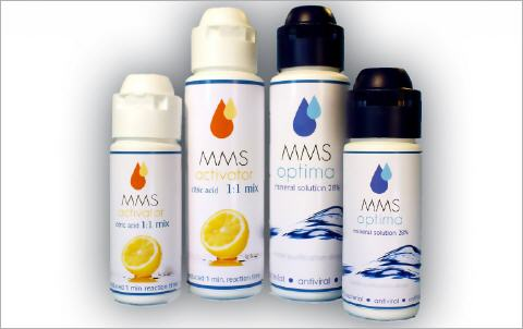 MMS Miracle Mineral Solution: General Protocol