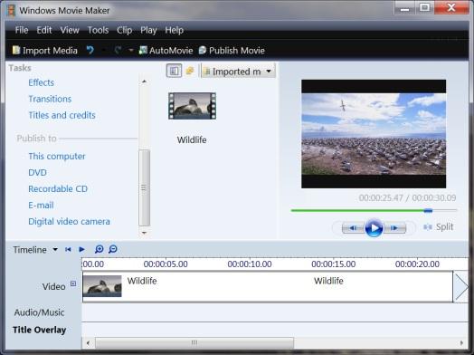dailyblog: Crack for Windows Movie Maker 6 0  (For Windows 7