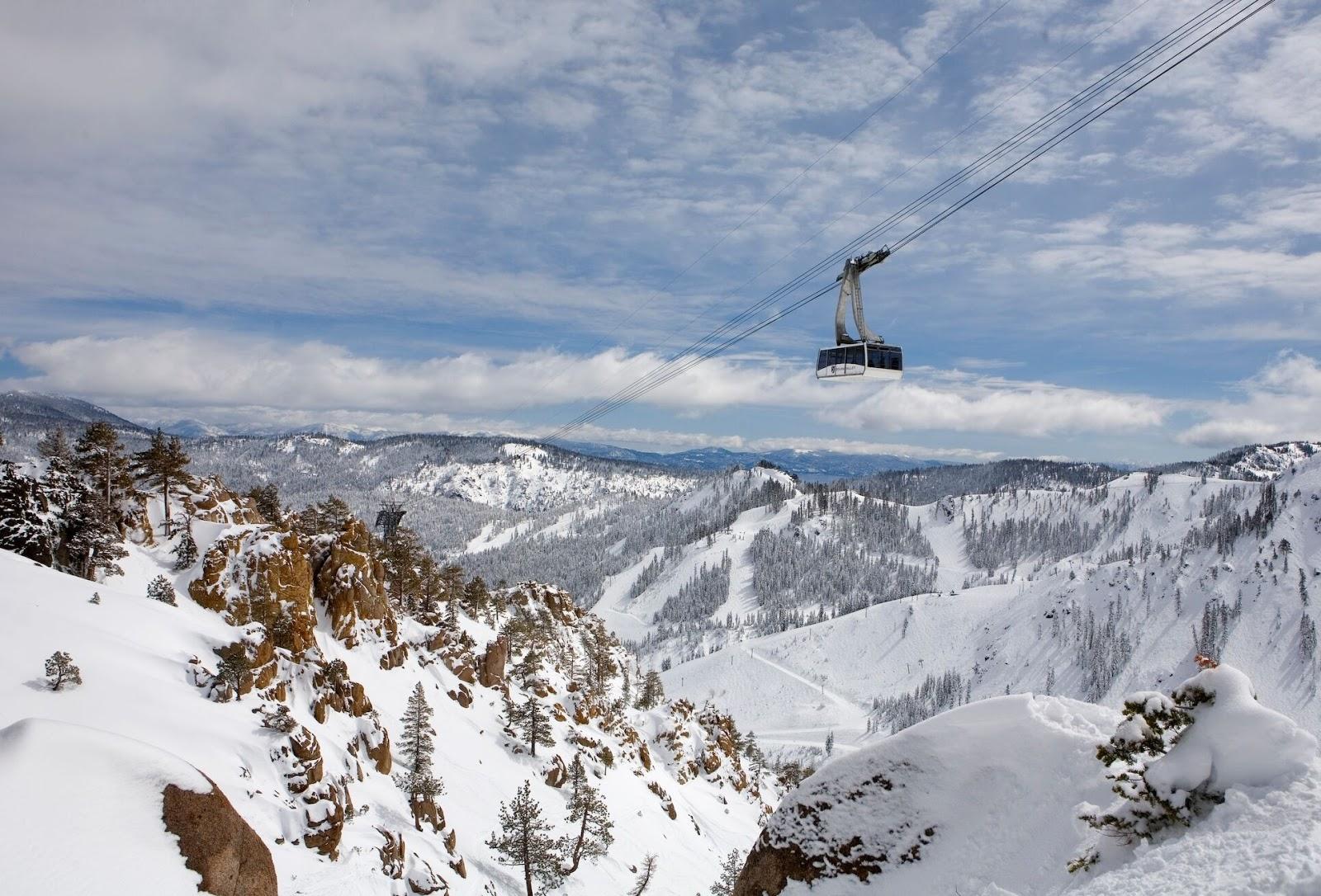 ski paradise: north america's biggest operators in the ski business