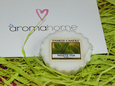 Yankee Candle, White Tea od aromahome.pl