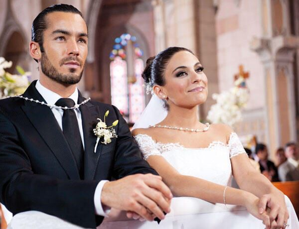 casamento aurora e mariano novela teresa SBT