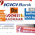 Linking of Aadhar / UID number with your: ICICI Bank Account