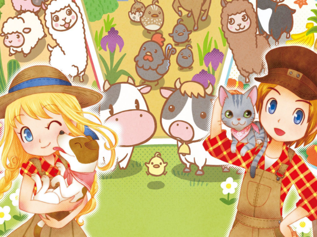 Story of Seasons: Trio of Towns review
