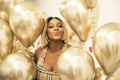DJ Cuppy 26th Birthday photos