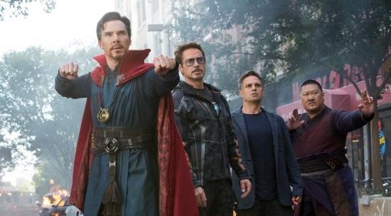 Ver Avengers Infinity War