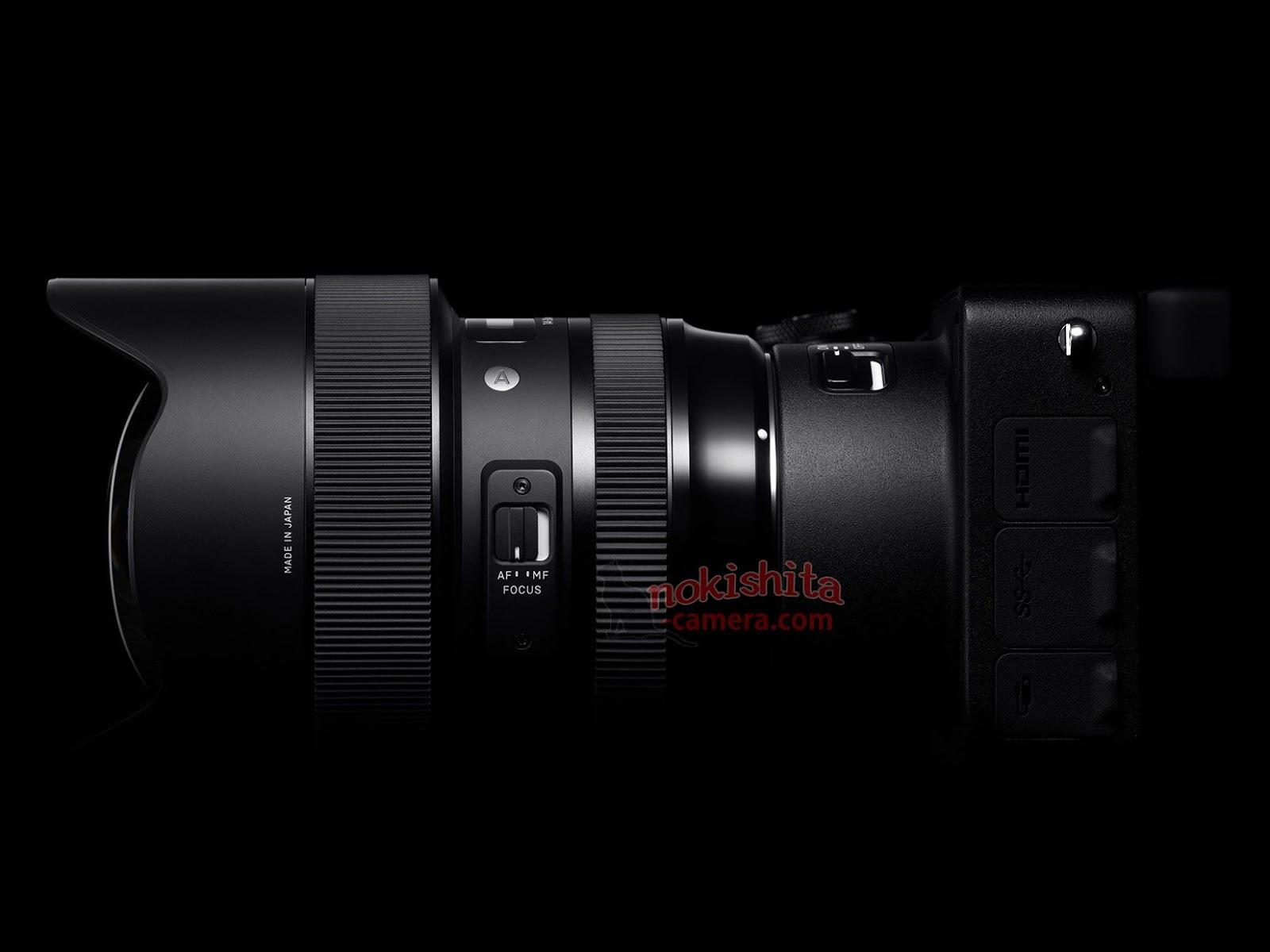 Sigma 14-24mm f/2.8 DG HSM Art на камере sd Quattro H