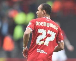 Osaze Odemwingie celebrates third career hat-trick in big win