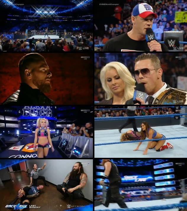 WWE Smackdown Live 13 Sept 2016 HDTV 480p